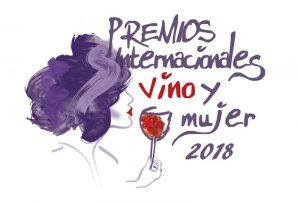 Premios Internacionales Vino y Mujer 2018, 8 y 9 de mayo en Madrid.