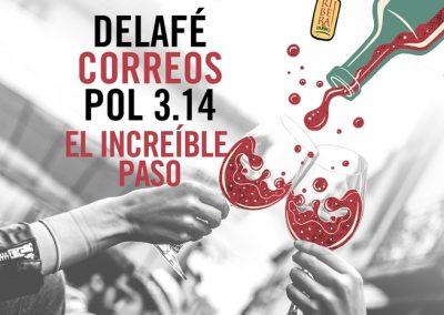 EspirituRibera: Delafé, Correos, Pol 3.14 y El Increíble Paso el 26 de mayo en Barcelona