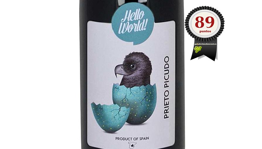 Hello World Prieto Picudo Roble 2017