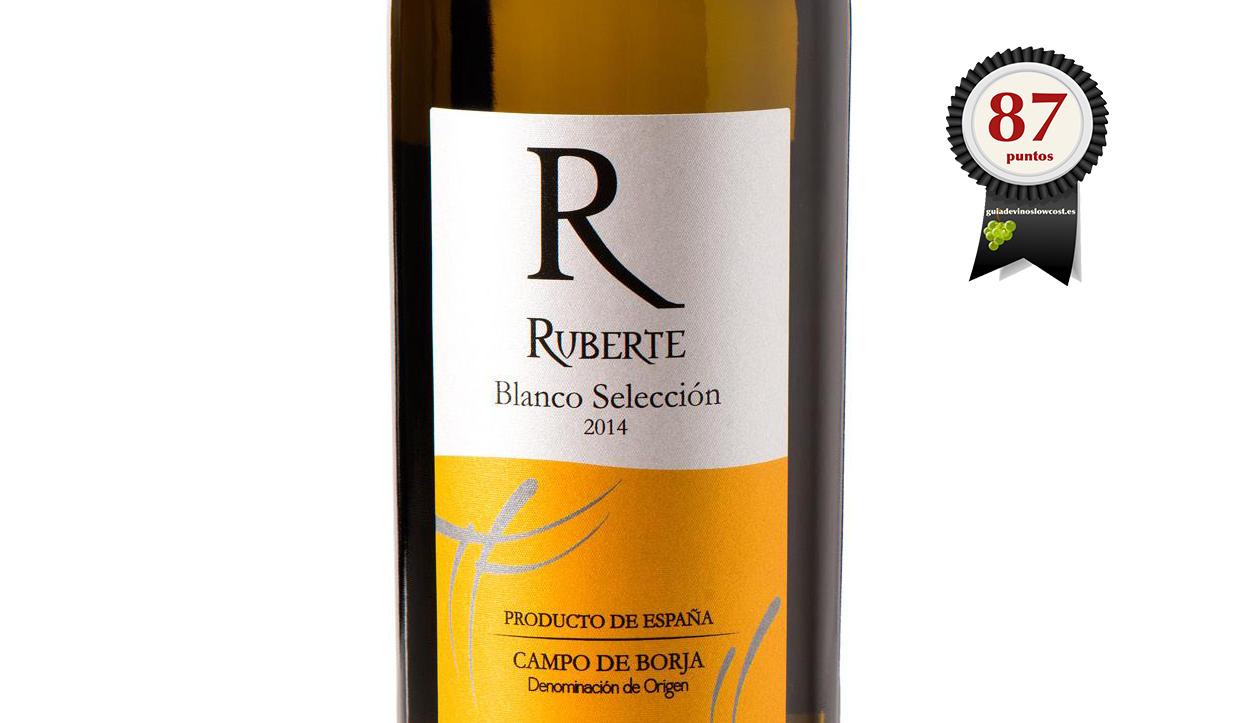 Ruberte Blanco Selección 2017