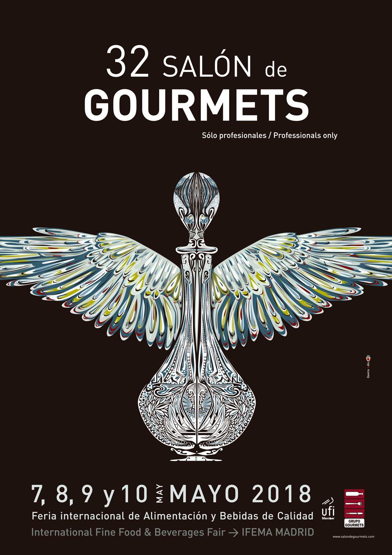 32 Salón de Gourmets – 7, 8, 9 y 10 de mayo de 2018, en IFEMA  Madrid