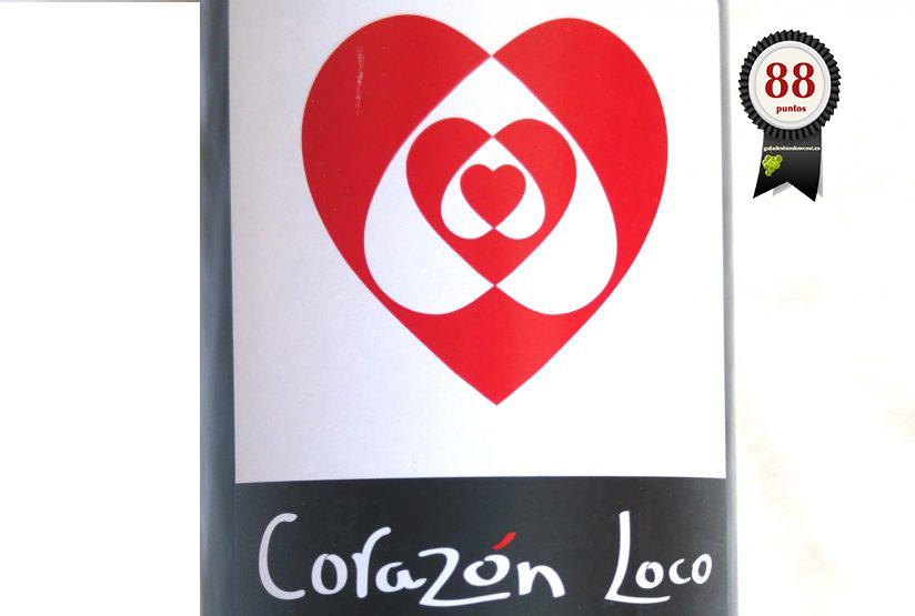 Corazón Loco Tinto 2017