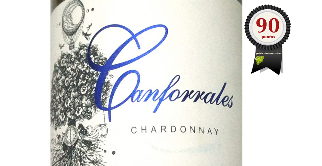 Canforrales Chardonnay 2017
