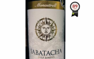 Sabatacha Monastrell 2018