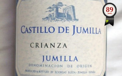 Castillo de Jumilla Crianza 2014
