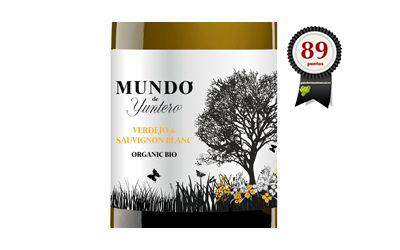 Mundo de Yuntero Blanco 2017 Eco