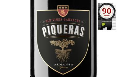 Piqueras Old Vines Garnacha 2015 (Eco)