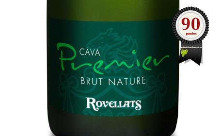 Rovellats Premier Brut Nature 2016