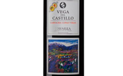 Vega del Castillo Tinto Garnacha 2016