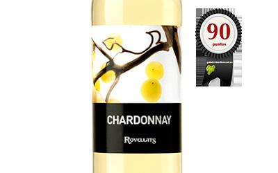Rovellats Chardonnay 2018