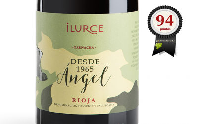Ilurce Angel Garnacha 2017