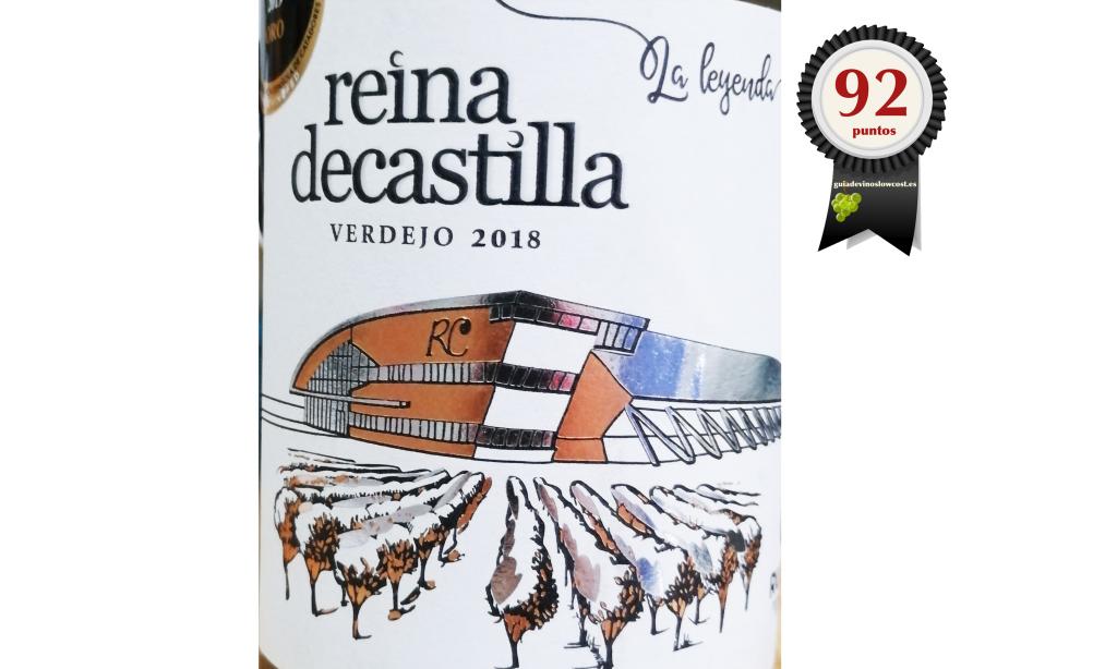 Reina de Castilla Verdejo 2018