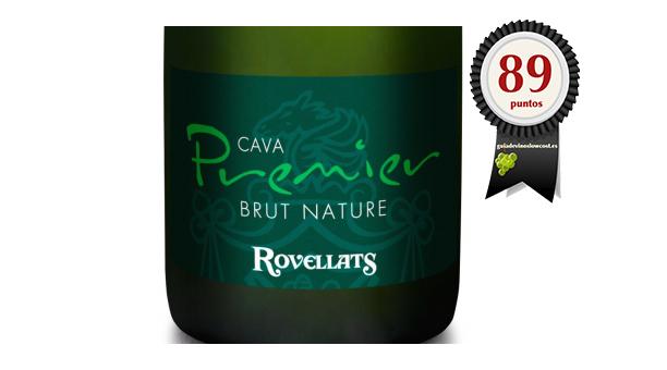Rovellats Premier Brut Nature 2017