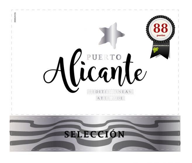 Puerto Alicante Selección 2017