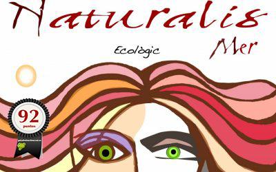 Naturalis Mer Tinto Roble 2017 Ecológico