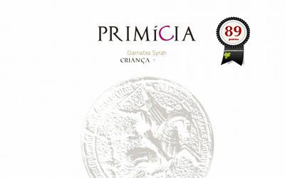 Primicia Tinto Crianza 2016