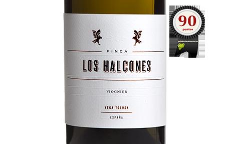 Finca Los Halcones Viognier Barrica 2016