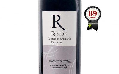 Ruberte Garnacha Premium 2017