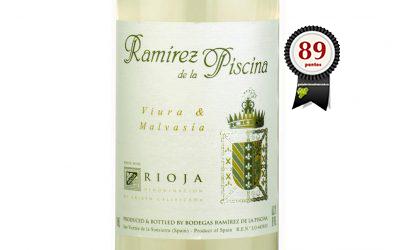 Ram rez de la piscina blanco 2017 gu a de vinos low cost - Ramirez de la piscina ...