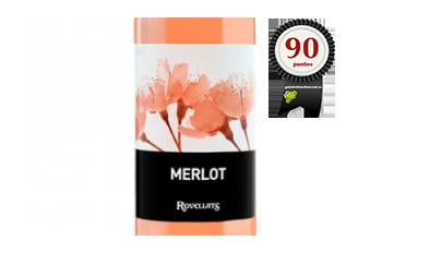 Rovellats Merlot Rosado 2018