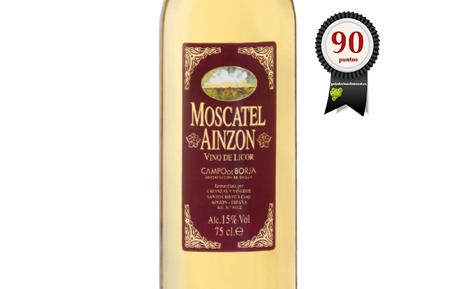 Moscatel Ainzón