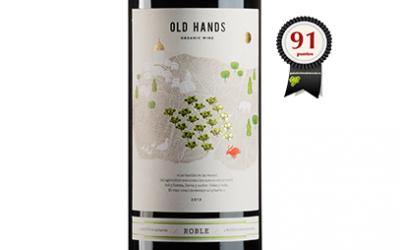 Old Hands Roble 2016 Ecológico