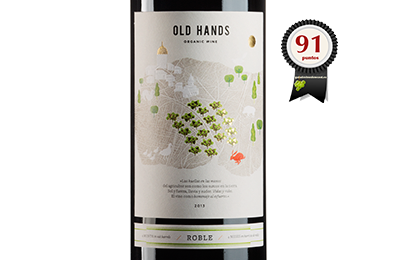 Old Hands Roble 2017 Ecológico