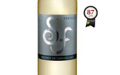 Señorío de Fuenteálamo Verdejo 2017
