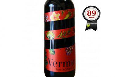 Vermut Rojo de Silvano García