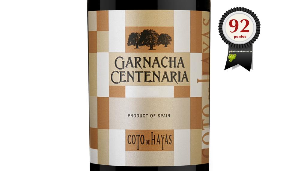 Garnacha Centenaria 2017