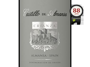 Castillo de Almansa Crianza 2014