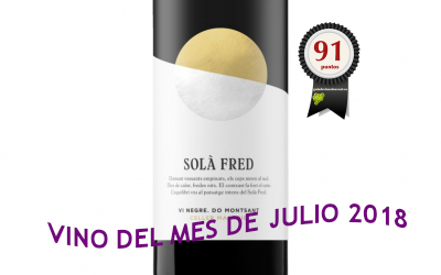 Solà Fred Negre 2017