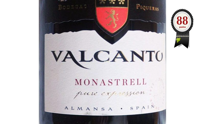 Valcanto Monastrell 2016