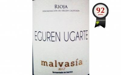 Eguren Ugarte Malvasía 2018