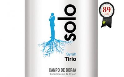 Solo Tirio Syrah 2017