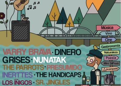 SilFest 2018, Valdeorras (Ourense) 19, 20 y 21 de julio