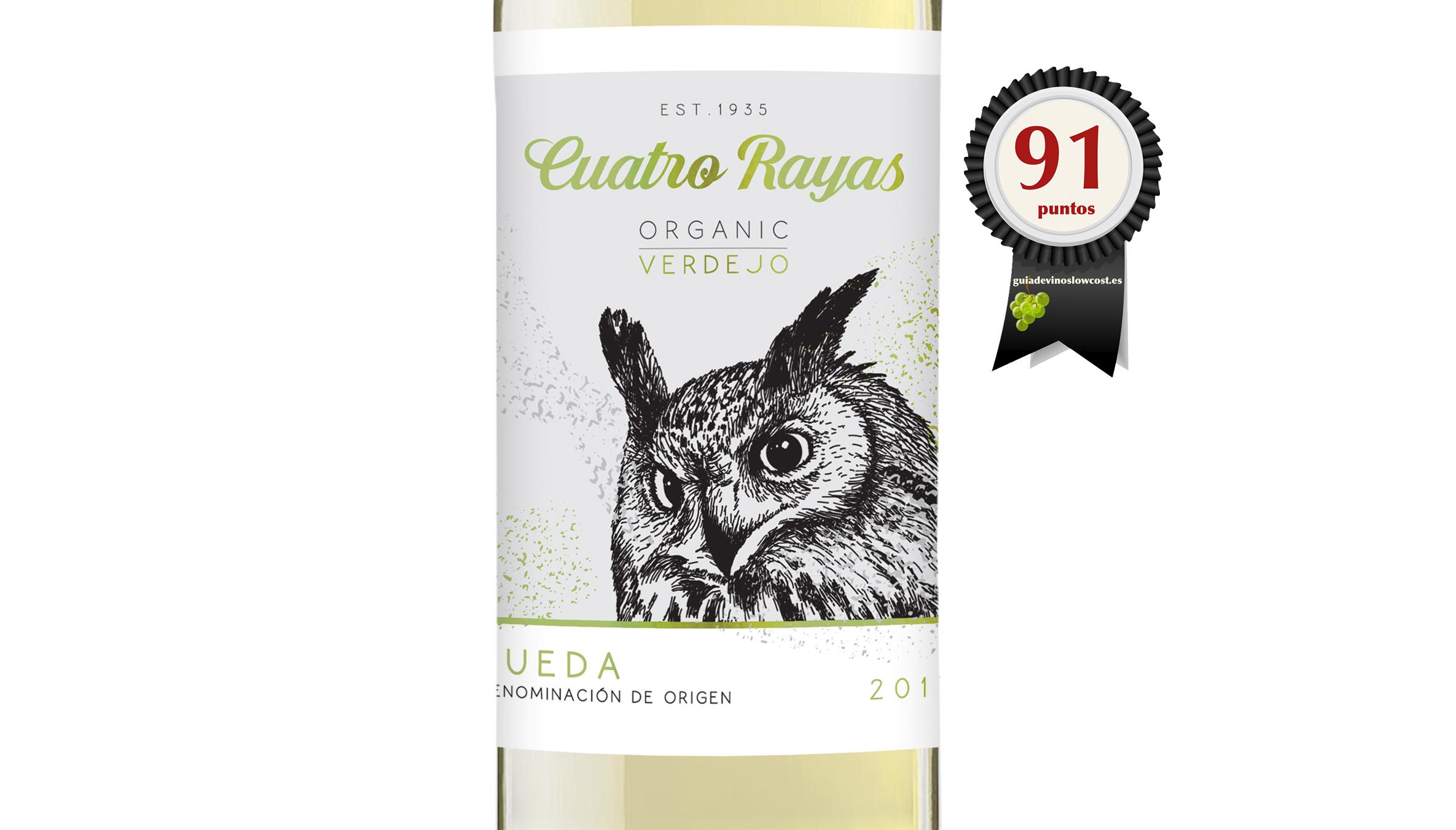Cuatro Rayas Organic (Eco) 2017