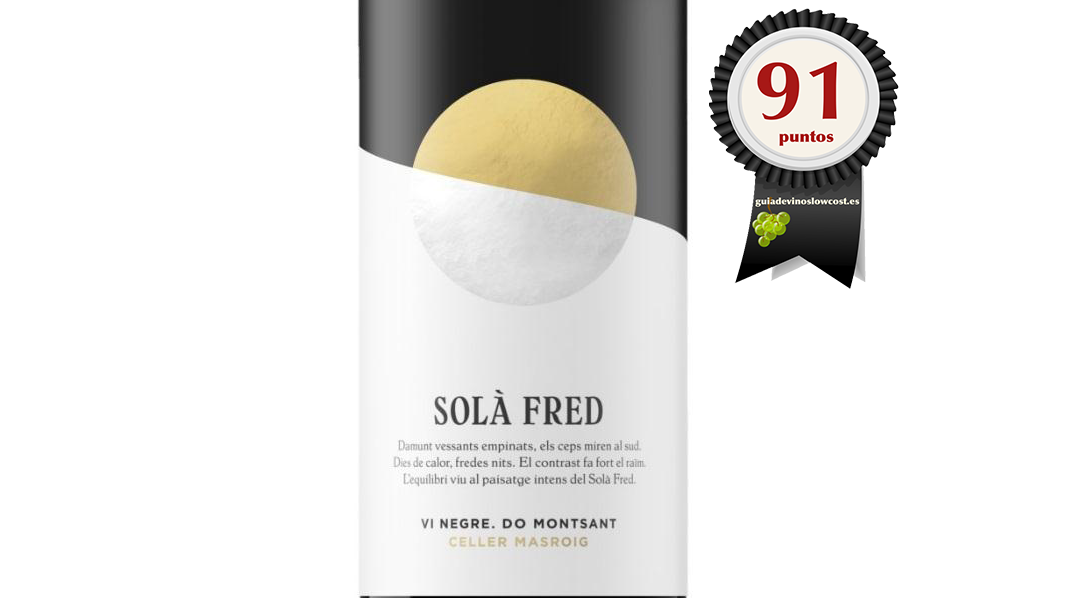 Solà Fred Negre 2018