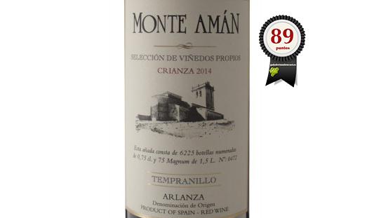 Monte Amán Crianza 2015