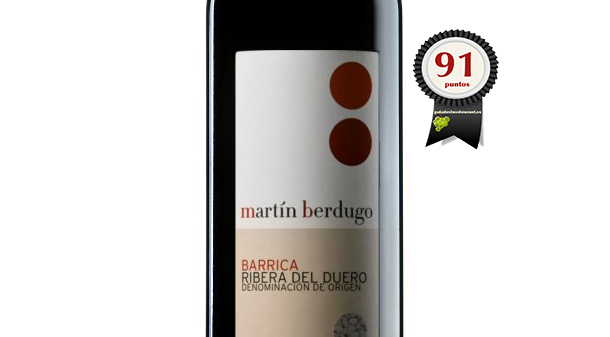 Martín Berdugo Barrica 2017
