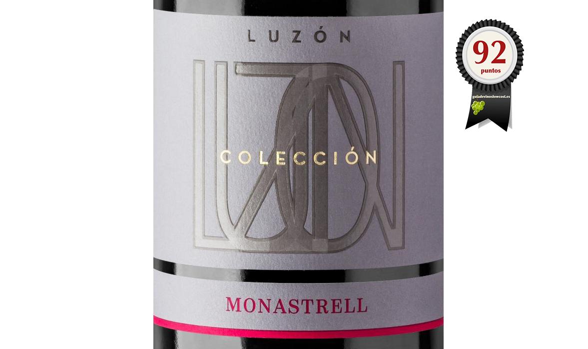 Luzón Colección Monastrell 2018