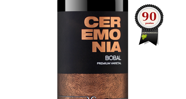 Ceremonia Premium Bobal 2015