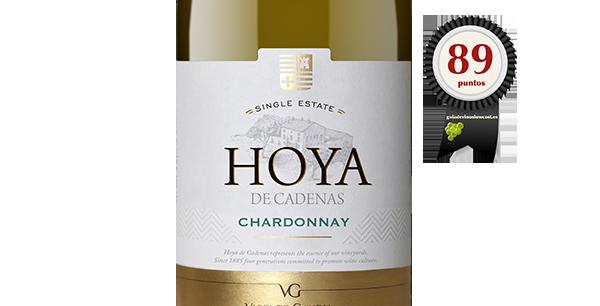 Hoya de Cadenas Chardonnay 2017