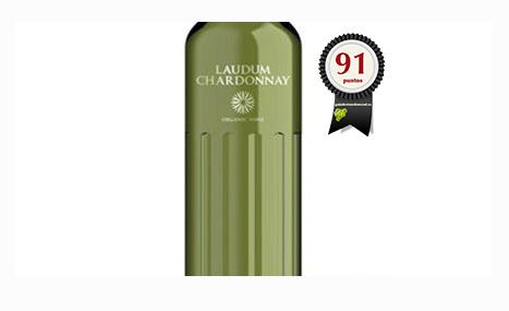 Laudum Chardonnay 2017 Ecológico