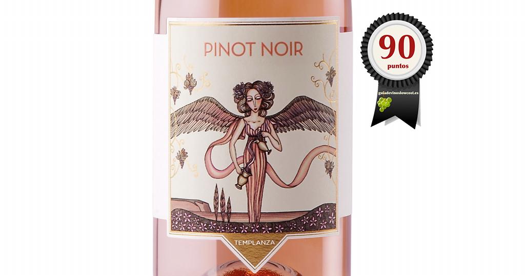 Las Virtudes Templanza Pinot Noir 2018