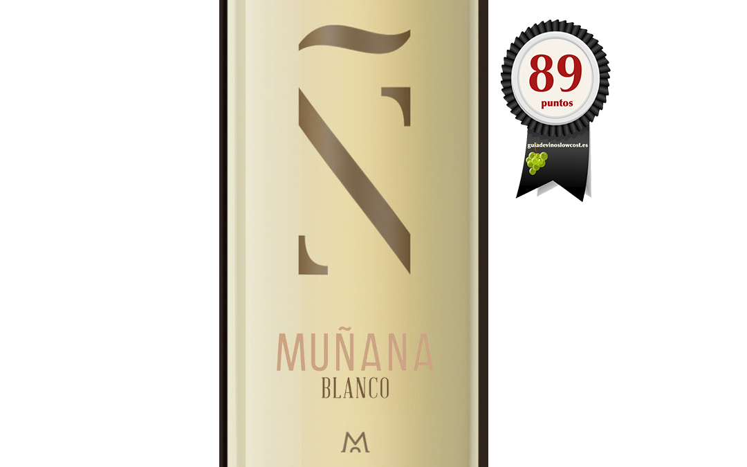 Muñana Blanco 2018