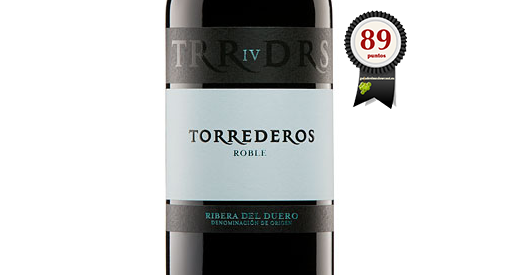 Torrederos Roble 2017