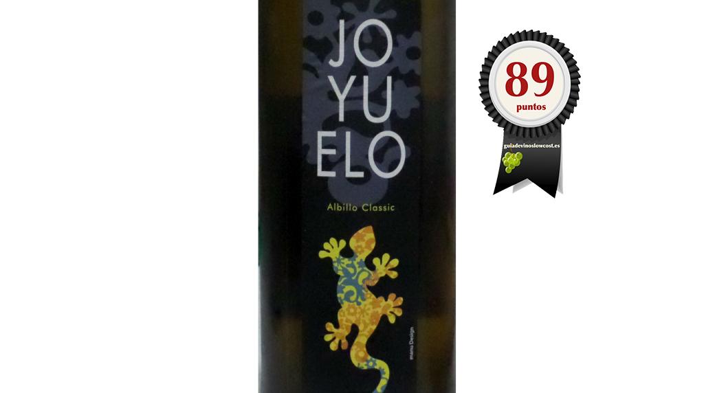 Joyuelo Classic Albillo 2017