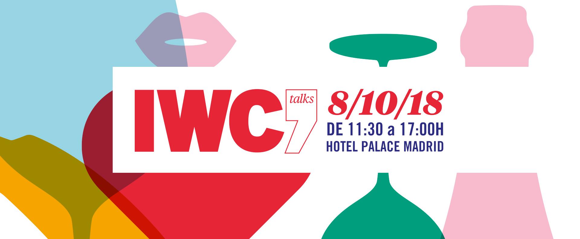 IWC Talks del (IWC Merchant Awards)en Madrid 8 de Octubre