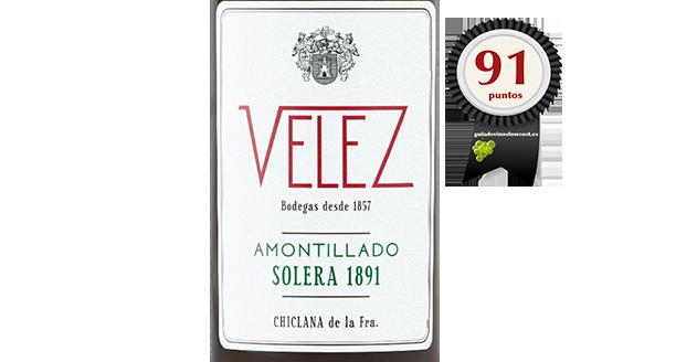 Amontillado Solera 1891